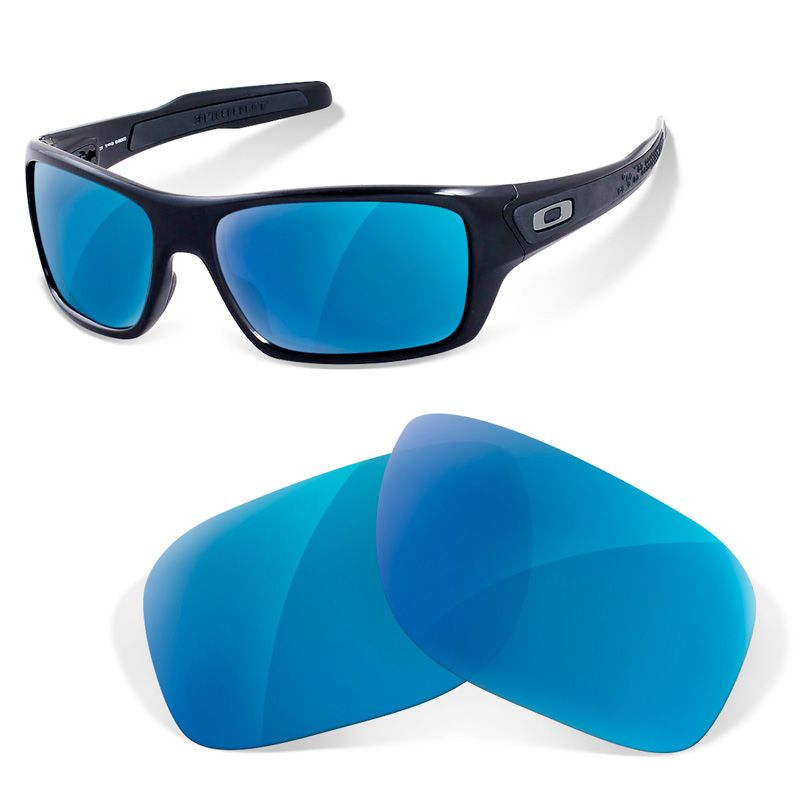 gran descuento c481d a0be7 Cristales Oakley Turbine (customizados)