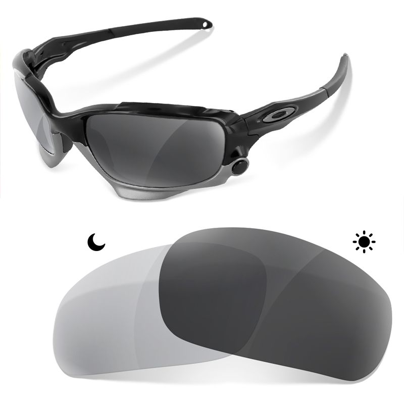 lentes para gafas oakley racing jacket