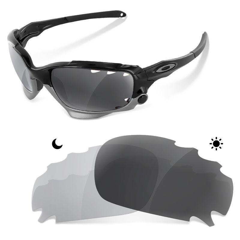 Lentes fotocromáticas Oakley Racing Jacket Vented