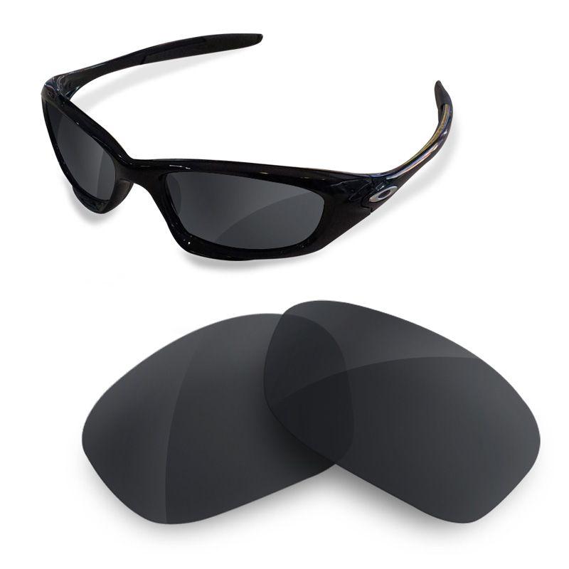 eb087ccf9fd Cristales Oakley Twenty  New  Sunglasses Restorer 2019