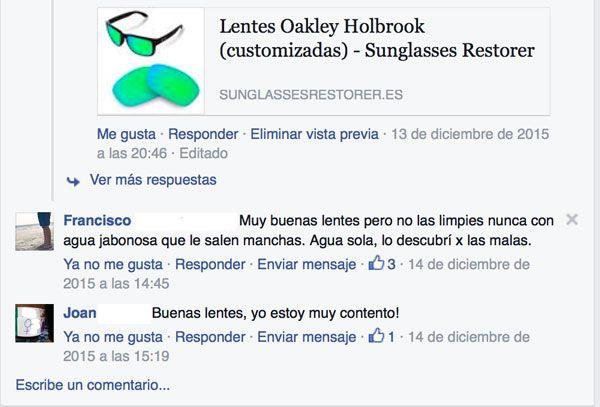 b9ba797880 Sunglasses Restorer opiniones: descubre lo que nuestros clientes piensan