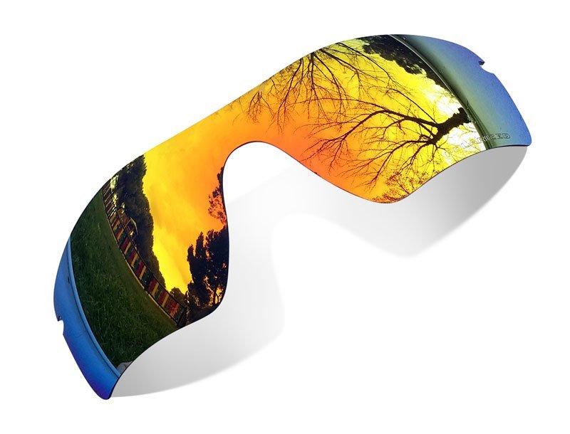 cristales lentes oakley radar path