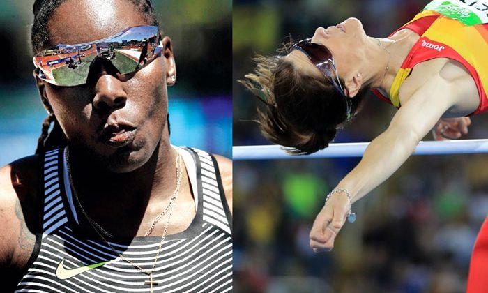 Las mejores gafas de sol Olímpicas en Río 2016