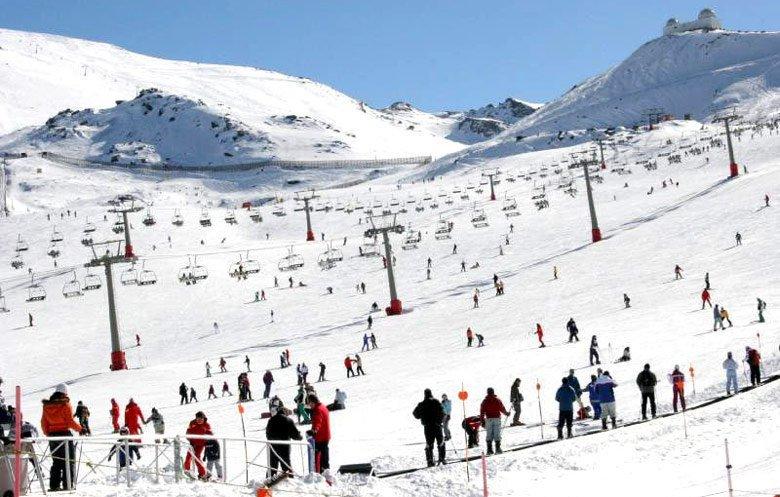 mejores estaciones esqui sierra nevada mejores estaciones de esquí