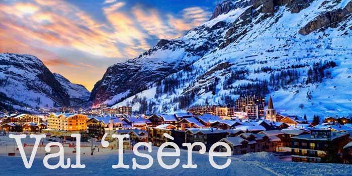 val isere mejores estaciones de esquí