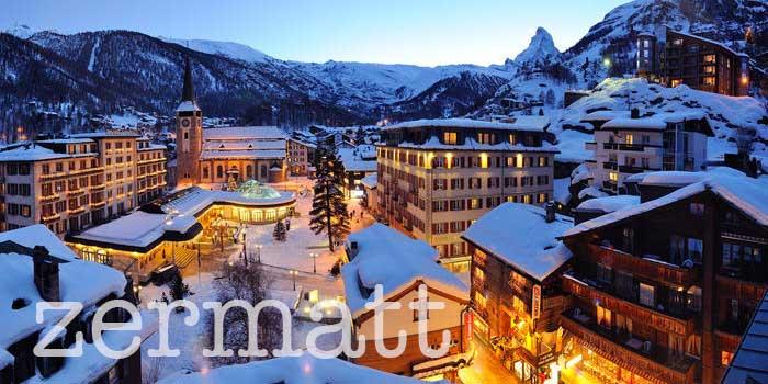 zermatt mejores estaciones de esquí