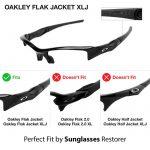 lentes oakley flan jacket XLJ