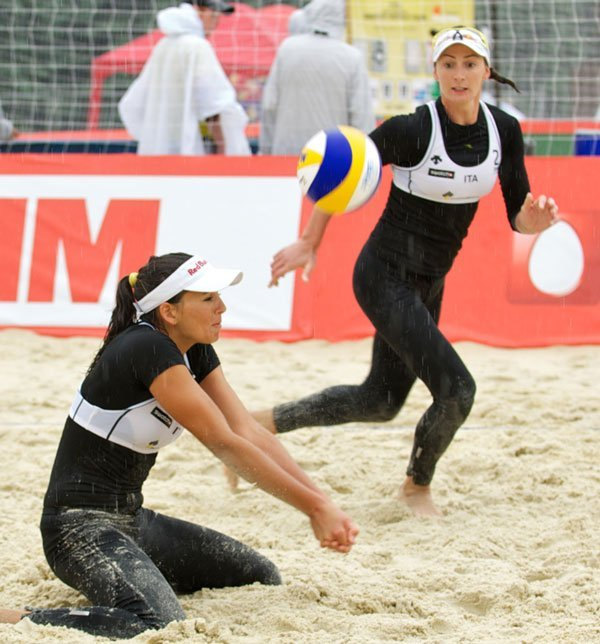 Voley Playa Femenino