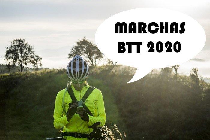 marchas btt 2020 marchas btt