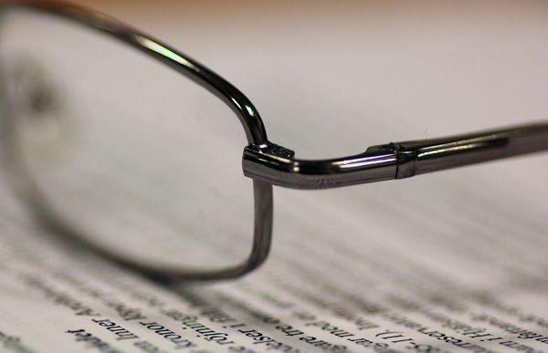 partes gafas codo partes de unas gafas